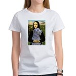 Mona /Scot Deerhound Women's T-Shirt