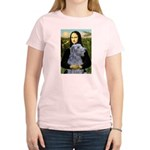 Mona /Scot Deerhound Women's Light T-Shirt