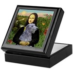 Mona /Scot Deerhound Keepsake Box