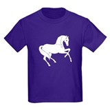 Horse Cut-Out Silhouette T