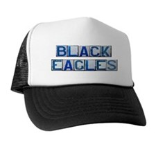Black Eagles Trucker Hat