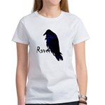 Raven on Raven Women's T-Shirt