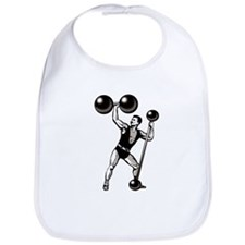 EUGENE SANDOW GYM Bib