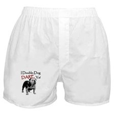 Double-Dog Dare! Boxer Shorts
