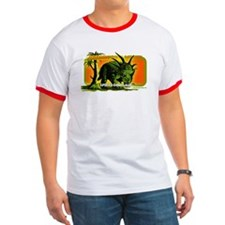 retro art!'s SPIKED DINO T