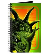retro art!'s SPIKED DINO Journal