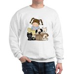 Puppy Dog Friends Sweatshirt