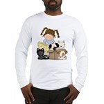 Puppy Dog Friends Long Sleeve T-Shirt