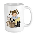 Puppy Dog Friends Large Mug