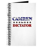 CAMREN for dictator Journal
