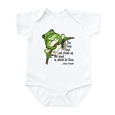 Frog Infant Creeper