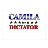 CAMILA for dictator Postcards (Package of 8)