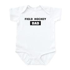 FIELD HOCKEY Dad Infant Bodysuit