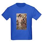 Smith's Snow White Kids Dark T-Shirt