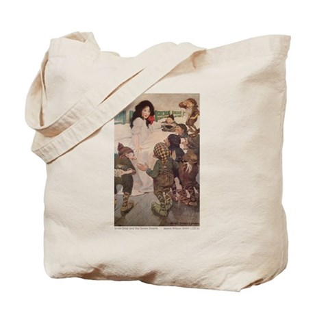 Smith's Snow White Tote Bag