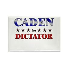 CADEN for dictator Rectangle Magnet