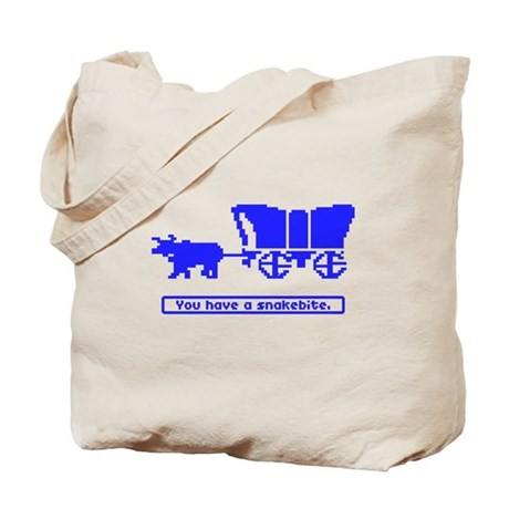 You Have a Snakebite Tote Bag
