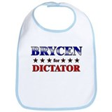 BRYCEN for dictator Bib