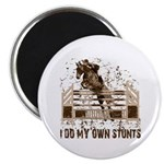Hunter, Jumper Horse Stunts Magnet