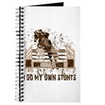 Hunter, Jumper Horse Stunts Journal
