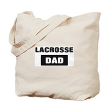 LACROSSE Dad Tote Bag