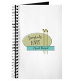 Everybody Loves a Speech Therapist Journal