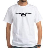 AUSTRALIAN FOOTBALL Dad Shirt