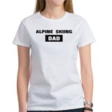 ALPINE SKIING Dad Tee