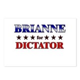BRIANNE for dictator Postcards (Package of 8)