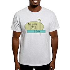 Everybody Loves a Ski Patroller T-Shirt