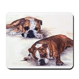 Brenda and Winston Mousepad