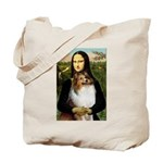 Mona's Sable Sheltie Tote Bag