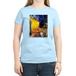 Cafe / Sheltie Women's Light T-Shirt