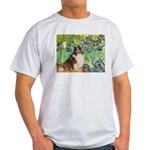 Irises / Sheltie Light T-Shirt