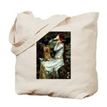 Ophelia / Silky T Tote Bag