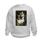 Ophelia / Silky T Kids Sweatshirt
