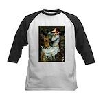 Ophelia / Silky T Kids Baseball Jersey
