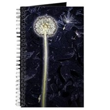 Dandelion Puff Journal