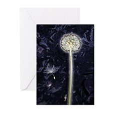 Dandelion Puff Greeting Cards (Pk of 10)