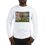 Lilies / Silky T Long Sleeve T-Shirt