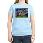 Starry Night / Silky T Women's Light T-Shirt