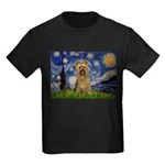Starry Night / Silky T Kids Dark T-Shirt