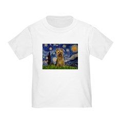 Starry Night / Silky T Toddler T-Shirt