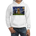 Starry Night / Silky T Hooded Sweatshirt