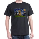 Starry Night / Silky T Dark T-Shirt