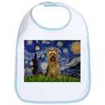 Starry Night / Silky T Bib