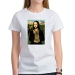 Mona Lisa / Silky T Women's T-Shirt