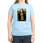 Mona Lisa / Silky T Women's Light T-Shirt