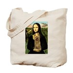 Mona Lisa / Silky T Tote Bag