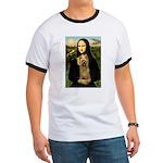 Mona Lisa / Silky T Ringer T